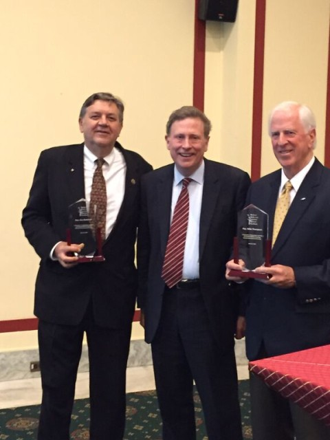 RRISC holds its second annual Congressional Reception and Awards Ceremony